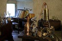 Мастерская алхимика в Белой башне