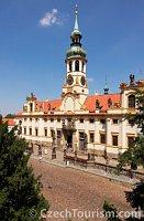 Лоретанский костел (Фото: CzechTourism)