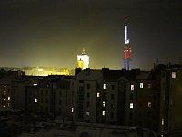 Прага ночью (Фото: Кристина Макова, Чешское радио 7 - Радио Прага)