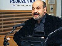 Священник и теолог Томаш Галик (Фото: Алжбета Шварцова, Чешское радио)