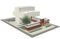 Визуализация реконструкции Дома искусств (Фото: Архив Дома искусств)