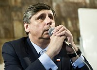 Ян Фишер (Фото: Филип Яндоурек, Чешское радио)