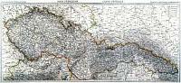 Карта Первой республики