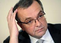 Министр финансов Мирослав Калоусек