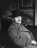 Эдвард Мунк (Фото: Anders Beer Wilse / Norwegian Museum of Cultural History)