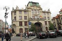 Здание пражской мэрии (Фото: Кристина Макова, Чешское радио - Радио Прага)