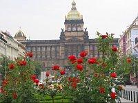 Национальный музей (Фото: Кристина Макова, Чешское радио - Радио Прага)