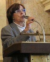 Вера Доушова (Фото: Кристина Макова, Чешское радио - Радио Прага)