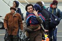 Эмигранты изУкраины (Фото: Филип Яндоурек, Архив Чешского радио)