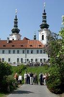 Страговский монастырь (Фото: © City of Prague)