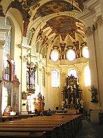 Костел Святой Маргариты (Фото: Ян Сокол, Wikimedia CC BY-SA 3.0)