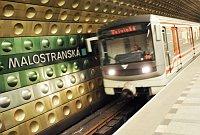 Станция «Малостранская» (Фото: Филип Яндоурек, Чешское радио)
