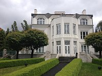 Коваржовицова вилла и ее сад (Фото: Олег Фетисов)