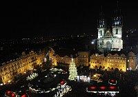 Староместская площадь в Праге (Фото: ЧТК)