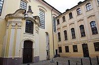 Бывший барочный костел святого архангела Михаила (Фото: Филип Яндоурек, Чешское радио)