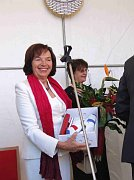 Супруга президента Ливия Клаусова и ее «ботаски» (Фото: www.botas.cz)