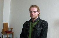 Гид Роман Смутны (Фото: Зденька Кухинева, Чешское радио - Радио Прага)