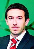 Аналитик компании Patria Finance Давид Марек