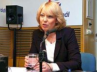 Чешский посол при ЕС Милена Виценова
