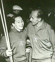 Дана и Эмиль Затопковы
