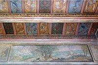 Фреска Адама и Евы