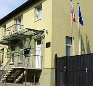 Здание консульства во Львове
