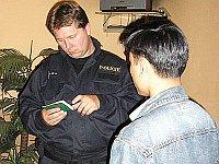 Полиция по делам иностранцев Чешской Республики (Фото: Архив Полиции ЧР)