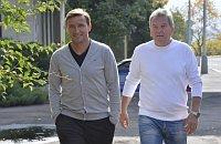 Владимир Шмицер и Йозеф Пешице (Фото: ЧТК)