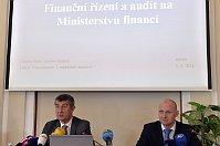 Андрей Бабиш и Лукаш Вагенкнехт (Фото: ЧТК)