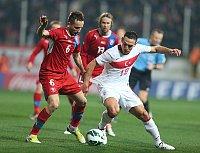Чешские футболисты сыграли матч в Турции (Фото: ЧТК)