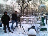 «Эпохальное путешествие пана Тржиски в Россию» (Фото: Архив Чешского Телевидения)