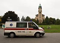Психиатрическая лечебница (Фото: Филип Яндоурек, Чешское радио)