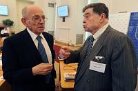 Лубош Добровски и Борис Панкин (Фото: ЧТК)