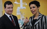 Давид Рат и Катержина Панцова (Фото: ЧТК)