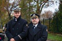Штепан Русняк (слев). Фото: официальный Facebook Пражской пароходной компании
