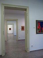 Интерьер галереи Topičův salon (Фото: Кристина Макова, Чешское радио - Радио Прага)