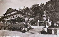 Отель «Сакура», Розтоки у Праги, 30-е годы
