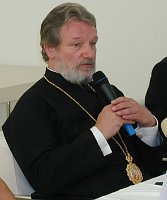 Владыка Христофор (Фото: Яна Шустова, Чешское радио)