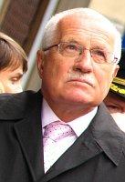 Президент Вацлав Клаус (Фото: Кристина Макова, Чешское радио 7 - Радио Прага)