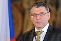 Министр иностранных дел Чехии Лубомир Заоралек (Фото: Филип Яндоурек, Чешское радио)