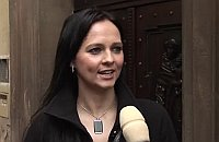 Вероника Блажкова (Фото: Архив Праги 1)