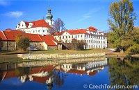 Бржевновский монастырь (Фото: CzechTourism)