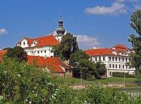 Бржевновский монастырь (Фото: Мирослав Швец, Чешское радио)