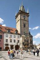 Староместская ратуша (Фото: CzechTourism)
