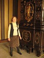 Пражский экскурсовод Марта Земанова (Фото: Ольга Васинкевич)