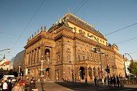 Национальный театр (Фото: Халил Баалбаки, Чешское радио)