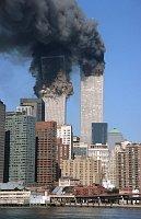 Нью-Йорк, 11 сентября 2001 г. (Фото: ЧТК)