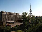 Пражский район Жижков (Фото: Йиржи Немец, Чешское радио - Радио Прага)