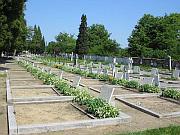 Кладбище в Била Воде (Фото: www.charita.cz)