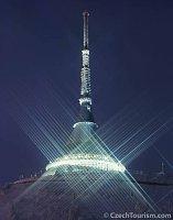 Телевизионная башня Йештед (Фото: CzechTourism)